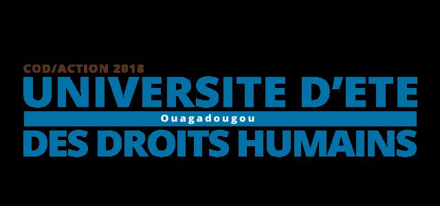 Cod'Action Gestion de projet - UEDH Ouagadougou